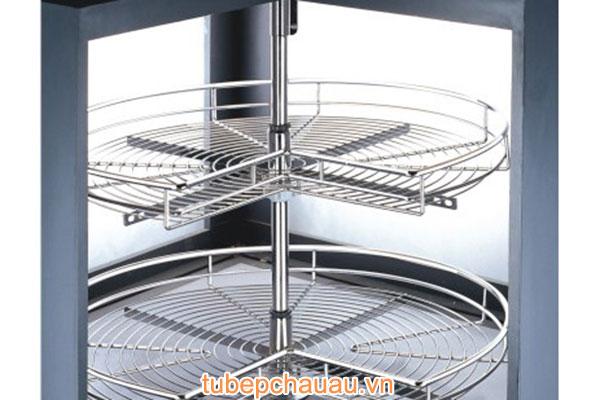 Mâm xoay 3/4 GK012F - Tủ bếp Châu Âu