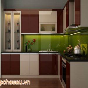 Tủ Bếp Acrylic CA A11