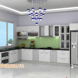 Tủ Bếp Acrylic CA-A12