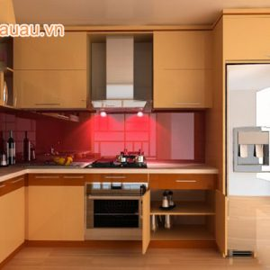 Tủ Bếp Acrylic CA-A15