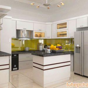 Tủ Bếp Acrylic CA-A16