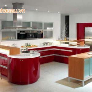 Tủ Bếp Acrylic CA-A19