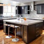 Nên Chọn Tủ Bếp Gỗ Tự Nhiên Hay Tủ Bếp Nhựa Acrylic?