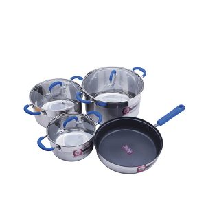 Bộ Nồi Chảo 4 Món Elmich Smart Cook 2351497